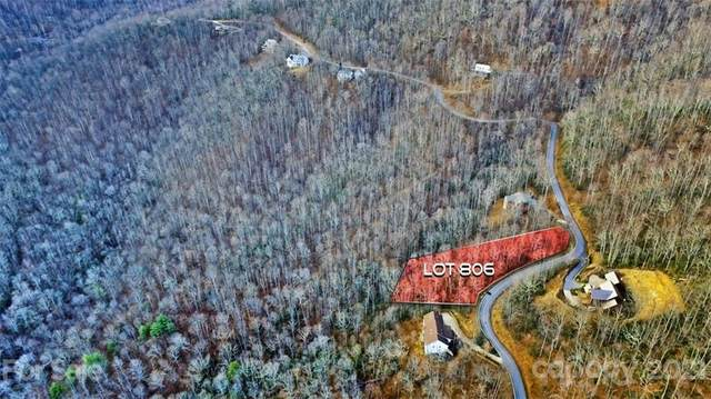 99999 Winding Poplar Road #806, Black Mountain, NC 28711 (#3715837) :: SearchCharlotte.com