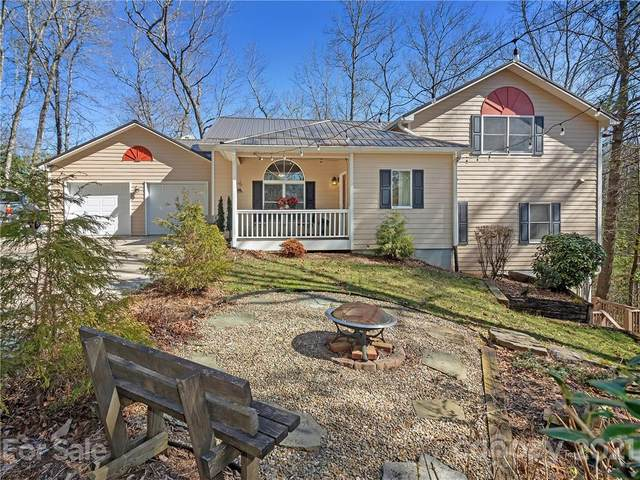 694 Tip Top Road, Brevard, NC 28712 (#3715855) :: Lake Wylie Realty