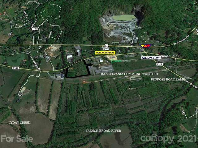 Tract A Old Hendersonville Highway Tract A, Pisgah Forest, NC 28768 (#3715872) :: Carolina Real Estate Experts