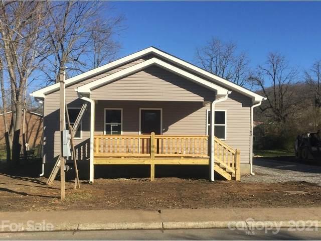 1193 Brown Avenue, Waynesville, NC 28786 (MLS #3715881) :: RE/MAX Journey