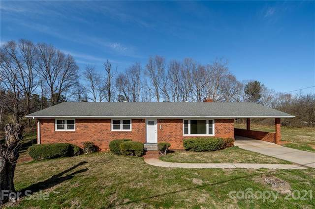 917 Olivette Road, Asheville, NC 28804 (MLS #3715954) :: RE/MAX Journey