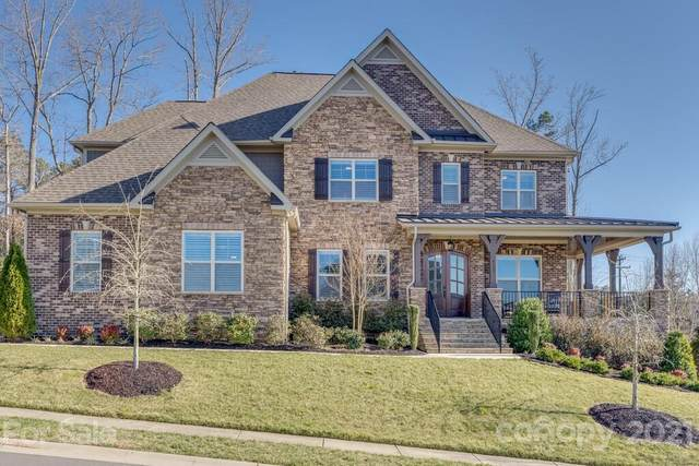 612 Zinnia Way, Tega Cay, SC 29708 (#3715968) :: The Ordan Reider Group at Allen Tate