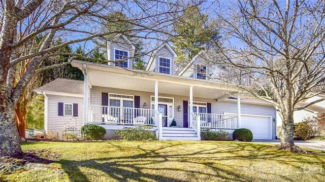 119 Cold Stream Way, Hendersonville, NC 28791 (#3716004) :: Carlyle Properties