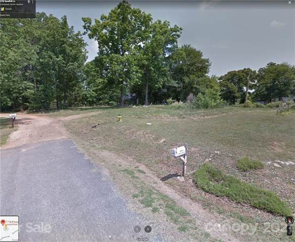 0 Power Line Road, Lincolnton, NC 28092 (#3716008) :: Carolina Real Estate Experts