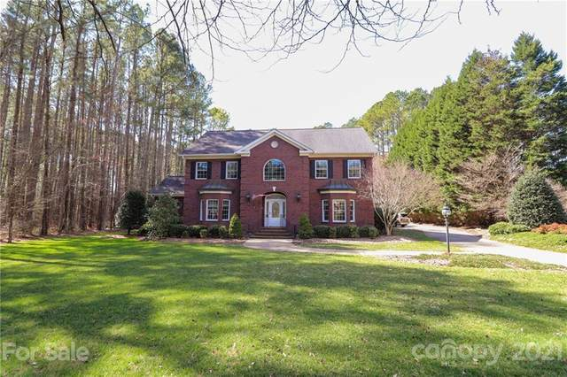 223 W Glenview Drive, Salisbury, NC 28147 (MLS #3716062) :: RE/MAX Journey