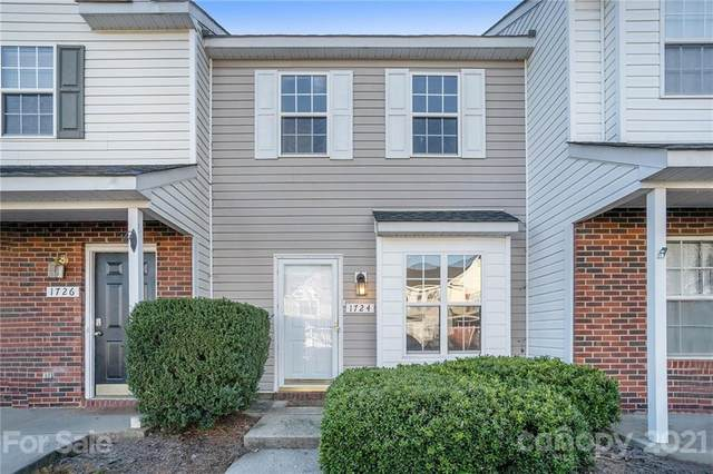 1724 Forest Side Lane, Charlotte, NC 28213 (#3716177) :: DK Professionals Realty Lake Lure Inc.