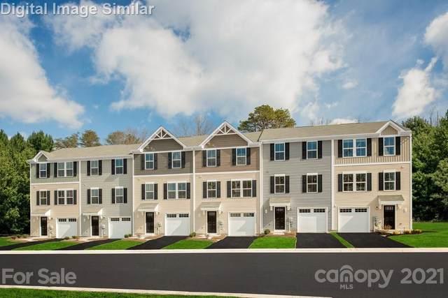 8020 Lanyard Terrace 1016 A, Charlotte, NC 28269 (MLS #3716178) :: RE/MAX Journey