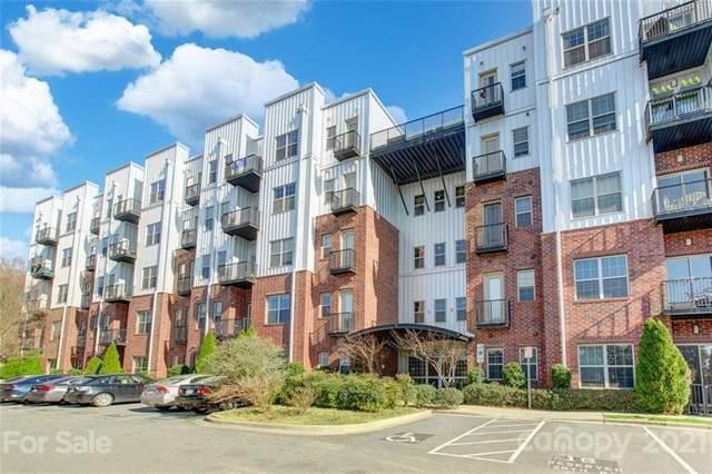 2338 Yadkin Avenue #504, Charlotte, NC 28205 (#3716274) :: Willow Oak, REALTORS®