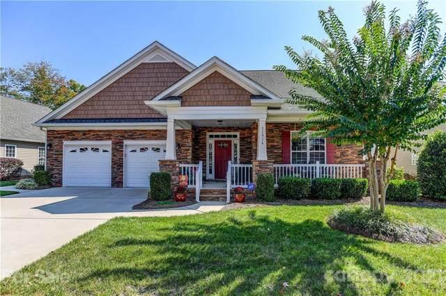 11916 Meetinghouse Drive, Cornelius, NC 28031 (#3716298) :: LePage Johnson Realty Group, LLC