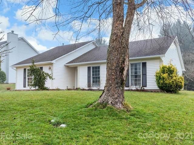 1100 Rosebriar Court, Fletcher, NC 28732 (#3716309) :: Caulder Realty and Land Co.