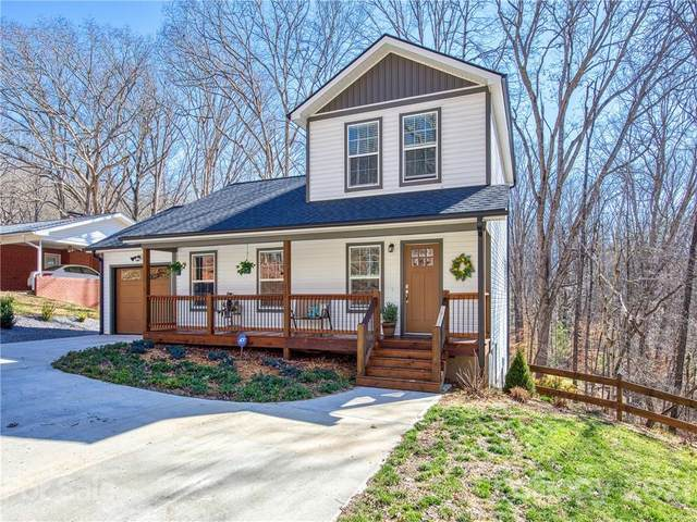 212 Thomas Park Drive, Waynesville, NC 28786 (#3716410) :: Bigach2Follow with Keller Williams Realty