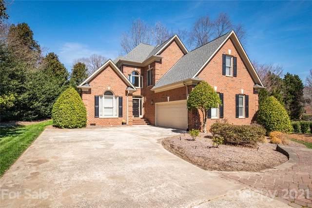 7122 The Greens Drive, Charlotte, NC 28277 (#3716533) :: Rhonda Wood Realty Group