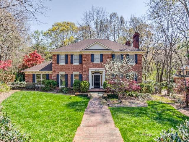 4208 Carnoustie Lane, Charlotte, NC 28210 (#3716534) :: LKN Elite Realty Group | eXp Realty