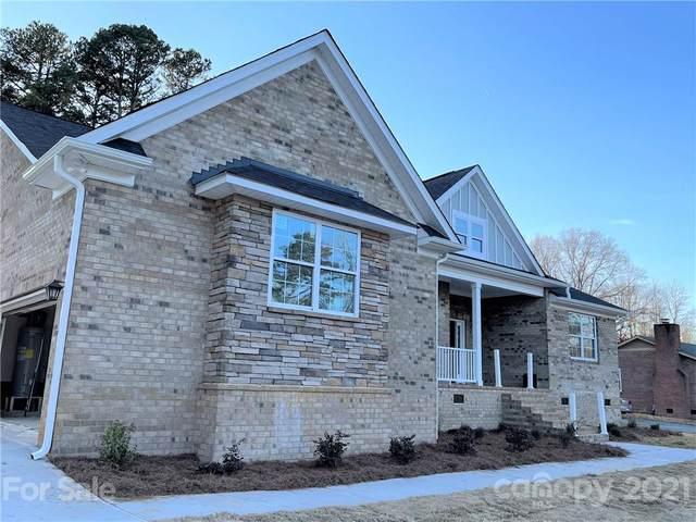 14916 Pawnee Trail #42, Matthews, NC 28104 (#3716590) :: Scarlett Property Group