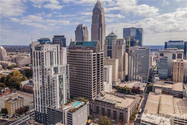 333 W Trade Street #1502, Charlotte, NC 28202 (#3716674) :: Cloninger Properties