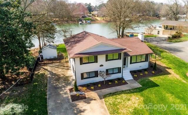 16101 Cramur Drive, Huntersville, NC 28078 (#3716765) :: Carolina Real Estate Experts