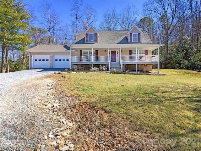 121 School House Road, Pisgah Forest, NC 28768 (#3716781) :: Caulder Realty and Land Co.