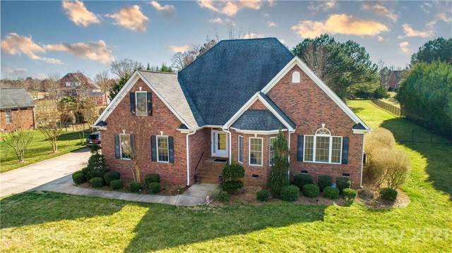 535 Hallman Drive, Rock Hill, SC 29732 (#3716792) :: The Ordan Reider Group at Allen Tate