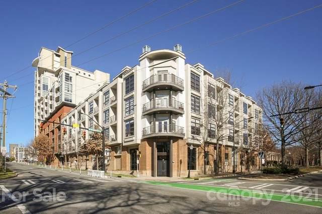 525 6th Street E #109, Charlotte, NC 28202 (#3716830) :: High Performance Real Estate Advisors