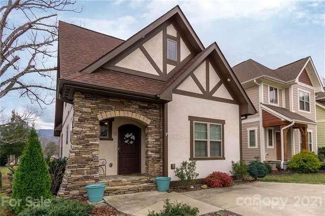 17 Tudor Way, Black Mountain, NC 28711 (#3716875) :: Mossy Oak Properties Land and Luxury