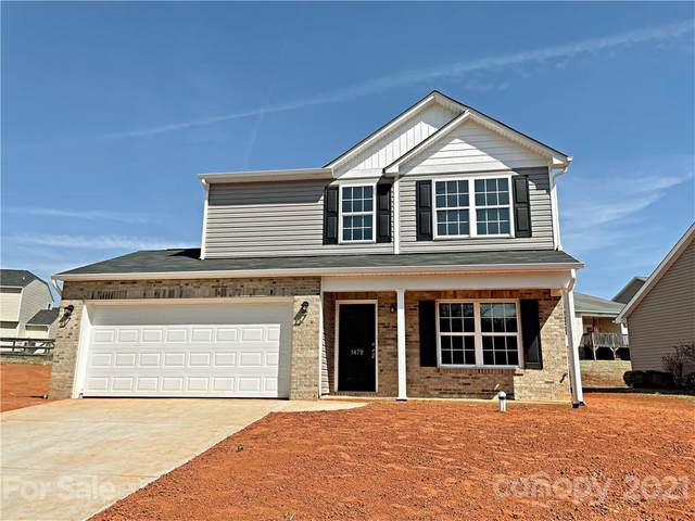 1479 Mayfair Drive, Conover, NC 28613 (#3717061) :: High Performance Real Estate Advisors