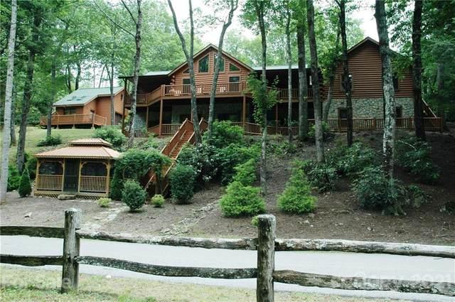 677 Winterstar Loop, Burnsville, NC 28714 (#3717091) :: Robert Greene Real Estate, Inc.