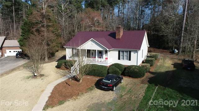 156 Highland Woods Road, Wadesboro, NC 28170 (#3717149) :: The Ordan Reider Group at Allen Tate