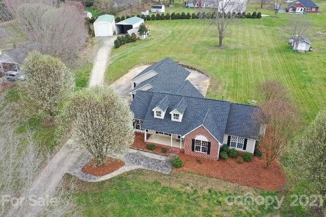3133 Monte Drive, Monroe, NC 28110 (#3717279) :: Caulder Realty and Land Co.