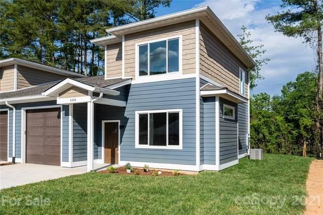 510 Magnolia Creek Lane, Black Mountain, NC 28711 (#3717302) :: Cloninger Properties