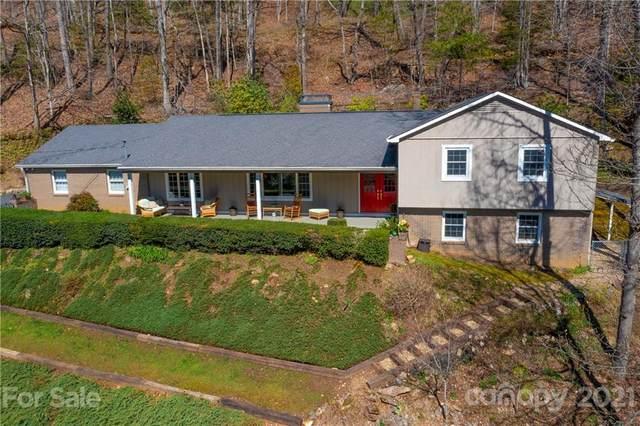 703 Little Mountain Road, Waynesville, NC 28786 (#3717354) :: Keller Williams Professionals