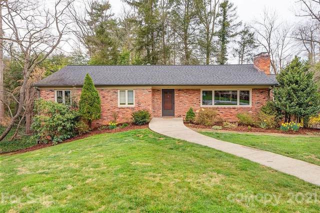 70 Blackwood Road, Asheville, NC 28804 (#3717390) :: Keller Williams Professionals