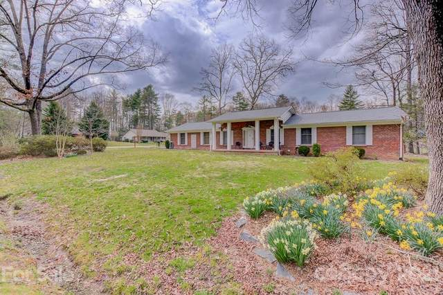 24 N Greenwood Forest Drive #25, Etowah, NC 28729 (#3717396) :: The Ordan Reider Group at Allen Tate