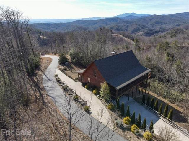 6749 Fire Crest Lane, Lenoir, NC 28645 (#3717405) :: Keller Williams South Park