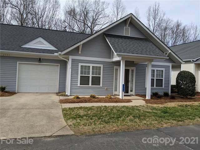 2405 Granville Place B, Monroe, NC 28110 (#3717464) :: Austin Barnett Realty, LLC