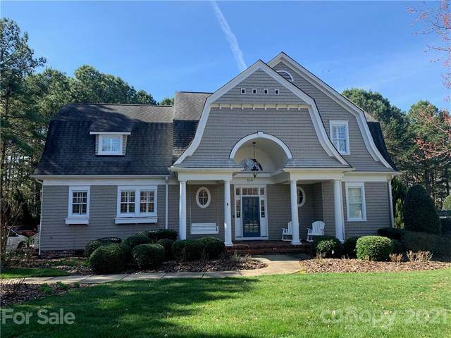 118 Yale Loop, Mooresville, NC 28117 (#3717520) :: Lake Norman Property Advisors