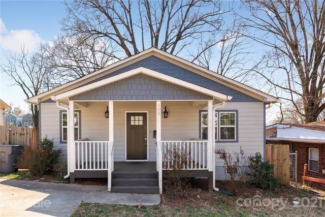 808 E 17th Street #16, Charlotte, NC 28205 (#3717555) :: The Ordan Reider Group at Allen Tate