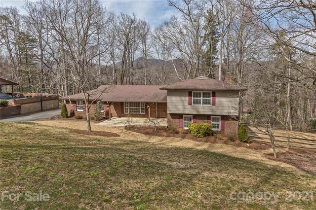 12 Mayfair Drive, Candler, NC 28715 (#3717561) :: Lake Wylie Realty