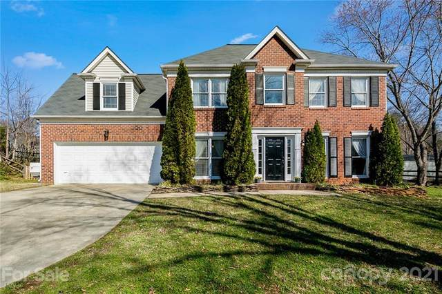 111 Woodfern Place, Mooresville, NC 28115 (#3717640) :: The Ordan Reider Group at Allen Tate