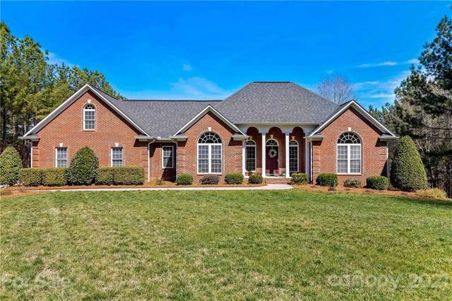 5124 Stockbridge Drive, Mount Holly, NC 28120 (MLS #3717671) :: RE/MAX Journey