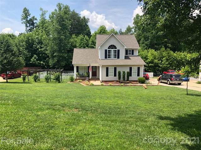 119 Scotch Irish Lane, Troutman, NC 28166 (#3717684) :: Caulder Realty and Land Co.