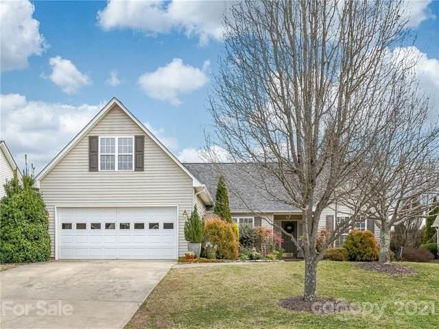 316 Pole Barn Drive, Asheville, NC 28806 (#3717686) :: Keller Williams Professionals
