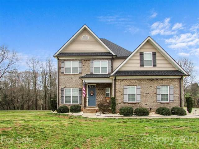 4625 Ian Court, Marshville, NC 28103 (#3717756) :: High Performance Real Estate Advisors