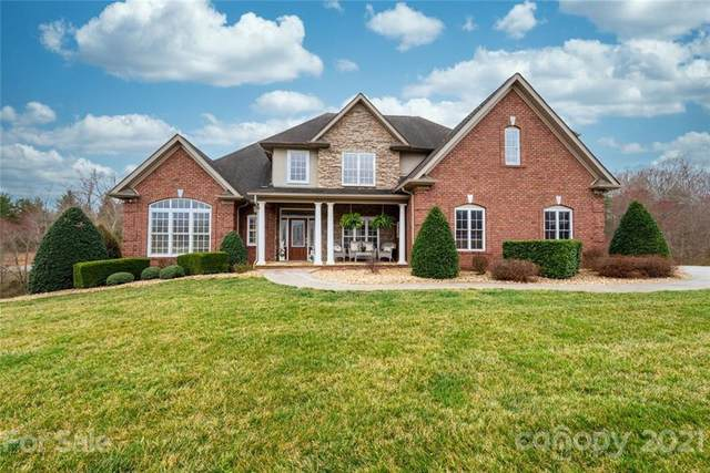 5989 Red Berry Court, Granite Falls, NC 28630 (#3717760) :: High Performance Real Estate Advisors