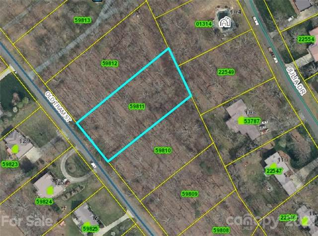 Lot 18 Old Tram Street, Lincolnton, NC 28092 (#3717912) :: Ann Rudd Group