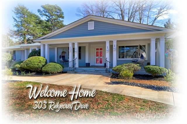 303 Ridgecrest Drive, Lexington, NC 27292 (#3718038) :: The Snipes Team | Keller Williams Fort Mill
