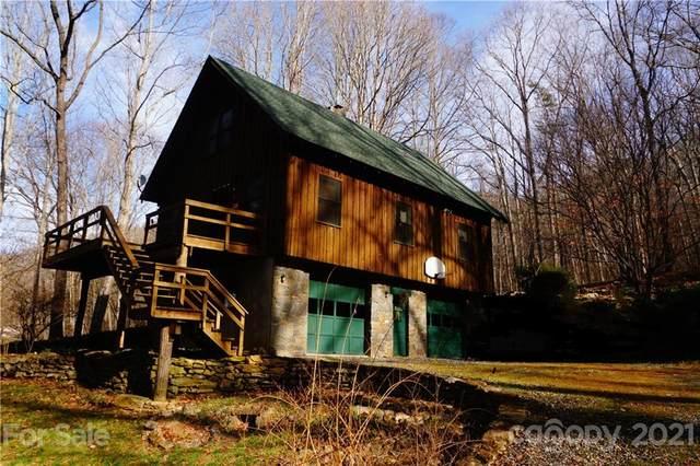 465 Ox Creek Road, Weaverville, NC 28787 (#3718118) :: Keller Williams Professionals