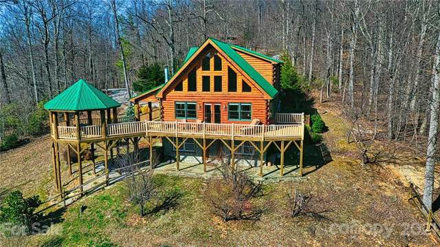 22 Azalea Hill, Old Fort, NC 28762 (#3718124) :: Lake Wylie Realty