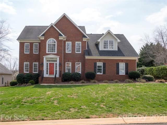 7080 Kidwelly Lane, Matthews, NC 28104 (#3718267) :: Carolina Real Estate Experts