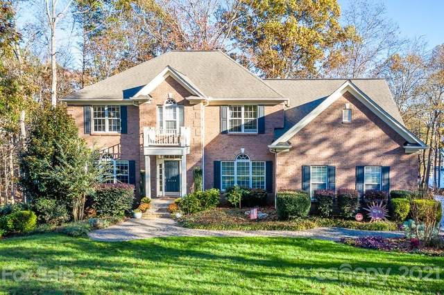 4540 Island Waters Drive, Denver, NC 28037 (#3718284) :: Lake Wylie Realty