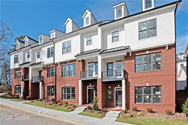 527 Griffith Village Lane #12, Davidson, NC 28036 (#3718323) :: Stephen Cooley Real Estate Group